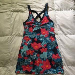 Hollister Tank Summer Mini Dress Large